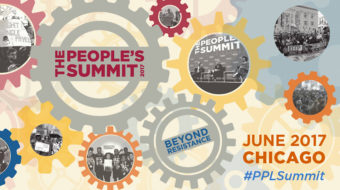 "Bernie Sanders and ""The People Speak"" to appear at People's Summit"