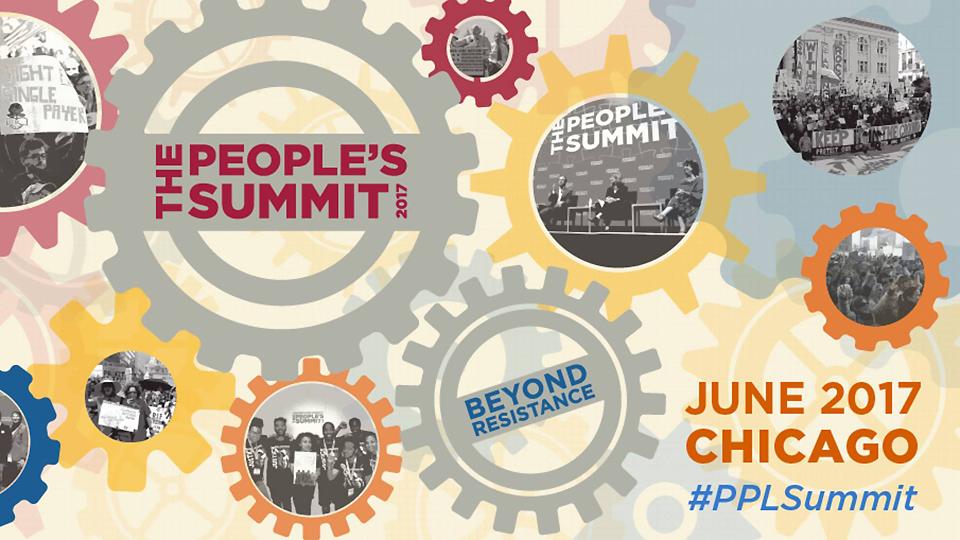 "Bernie Sanders and ""The People Speak"" to appear at People's Summit"
