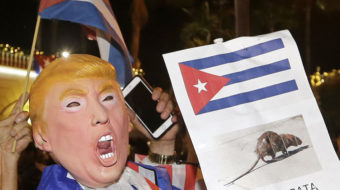 Trump turns back on a future with Cuba