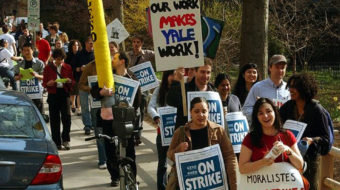 Union organizing takes off on college campuses across nation