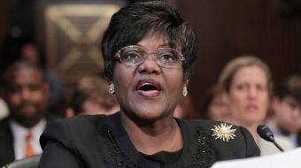 Betty Dukes, 67:  Led gender bias class action suit against Walmart