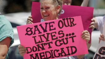 "Union calls latest Senate healthcare bill a ""reheated version"" of last disaster"