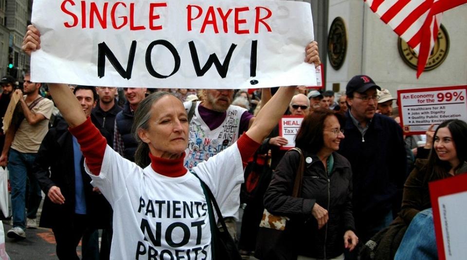 AFL-CIO Executive Council backs Medicare for All