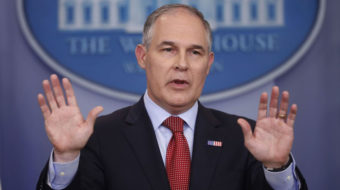 Steelworkers hit Trump EPA plan to kill chemical protections