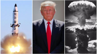 Trump's Nagasaki Day threat of nuclear war must be rejected