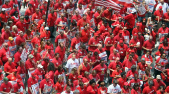 """CWA's Shelton: """"Corporate America going in for the kill"""" against unions"""
