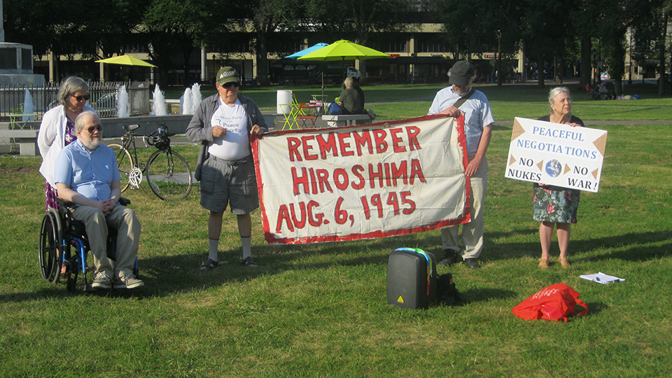 Cities mark Hiroshima Day with urgent calls to abolish nuclear weapons