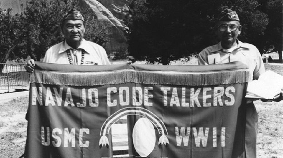 This week in history: Navajo Code Talkers Day