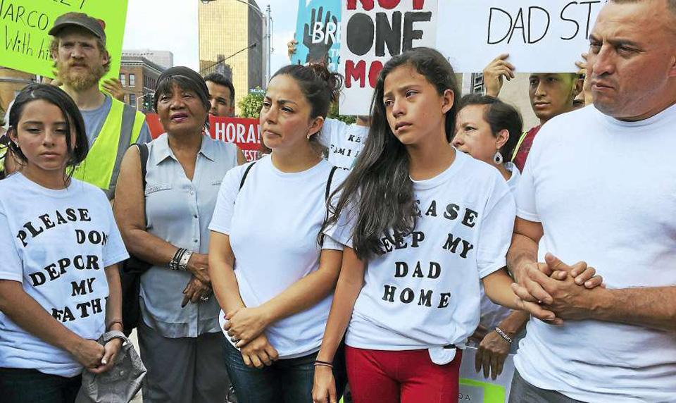 Connecticut mayor: We won't help deport law-abiding citizens