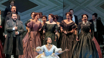 """""""Lucia di Lammermoor"""" and """"Die Fledermaus"""": Fidelity, fatality, frivolity"""