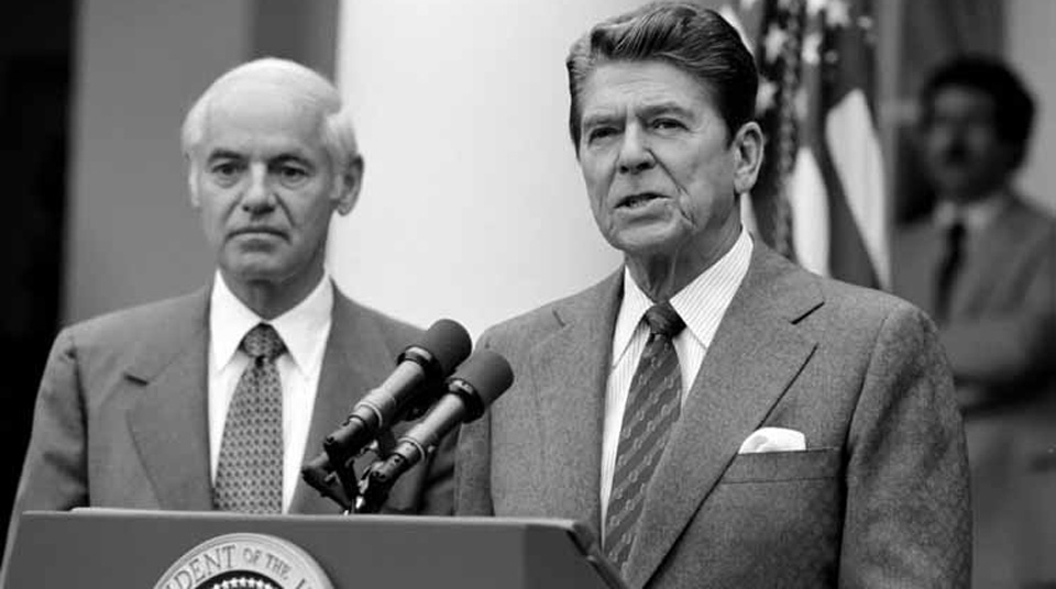 """PATCO Chief to Trump: Reagan deserves place in labor's """"Hall of Shame"""""""