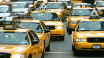 The decline and fall of the NYC taxi industry