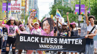 Mounties spying on Black Lives Matter in Canada