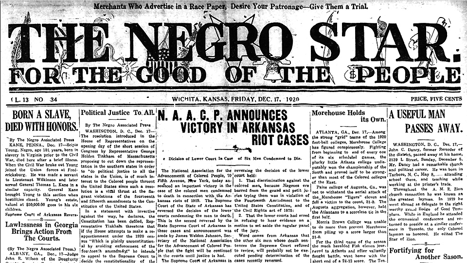 New book illuminates history and contradictions of the early Black press
