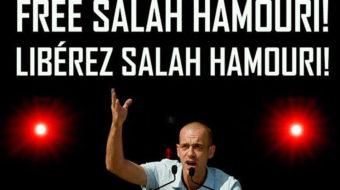 Labor defense committee: Release Palestinian researcher Salah Hamouri
