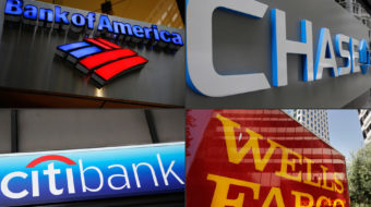 Lawmakers give big gift to big banks, credit card companies