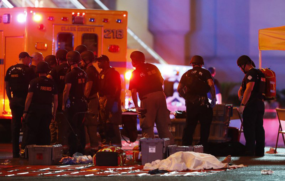 Mass shootings and the moral hazard of capitalism