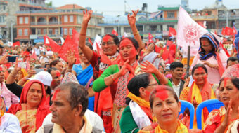 Nepal's communist parties to merge ahead of elections