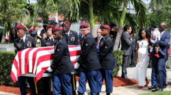 A U.S. soldier died in Niger. Why are our troops there?