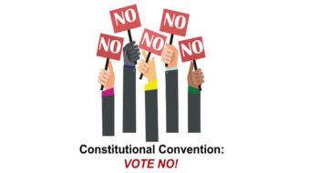 New York unionists hit the streets to battle Concon
