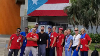 Puerto Rico's plight, Trump's response dominates a day at AFL-CIO