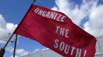 Organize the South! Arkansas workers make the case