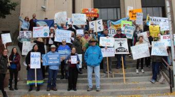 Respuesta a la aprobación condicional en Nebraska del oleoducto KXL