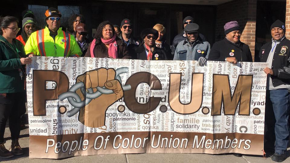 Minneapolis unions' commission on racial, economic justice develops work model
