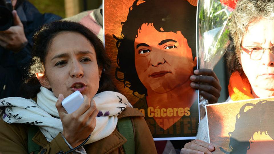 Continuing the battle: Berta Cáceres' daughter to return to Honduras