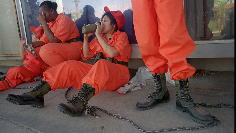 Mass incarceration is a women's issue, too