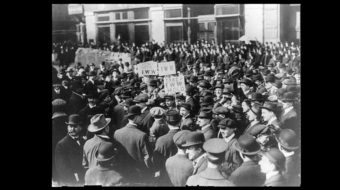 The Russian Revolution, American repression…and an invasion, too