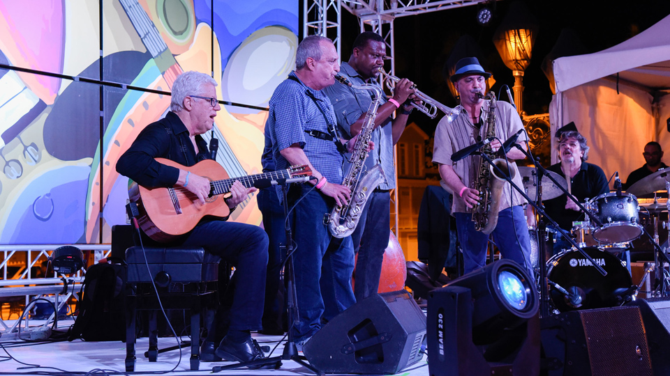 Jazz in Dominican Republic focuses on Brazil