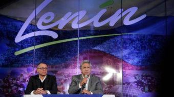 Goodbye Lenin: Ecuador's Moreno sacked from ruling party, retains presidency