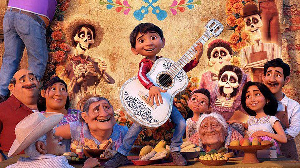 "My Mama Coco loved ""Coco"""