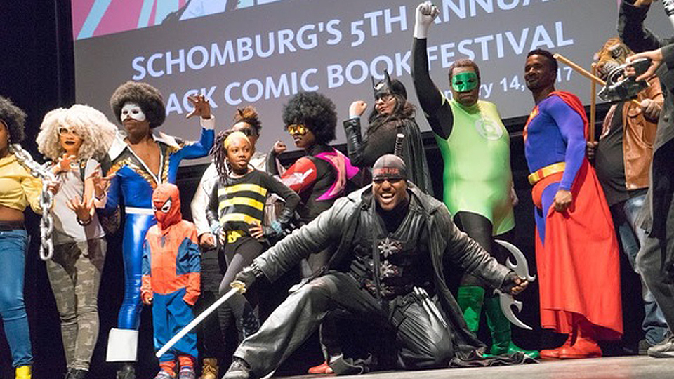 Black Comic Book Festival Returns for sixth annual event
