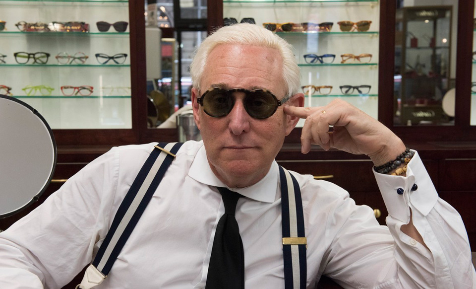 """""""Get Me Roger Stone"""": Documentary on GOP mastermind of dirty tricks"""