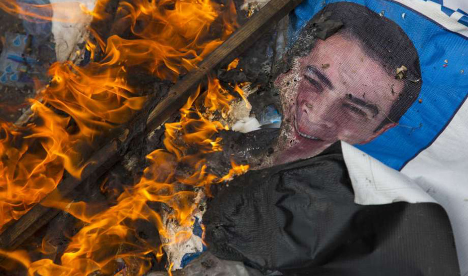 Blood flows in aftermath of fraudulent Honduran election