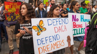 """Dreamers, allies demand passage of a """"clean"""" Dream Act"""