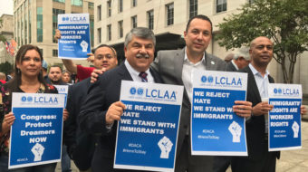 Immigration panel shows gaps in union members' knowledge