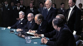 This week in history: Paris Peace Accords signed, Vietnam War draws down