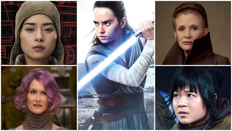 """""""The Last Jedi"""": What we missed while worrying about white male feelings (again)"""