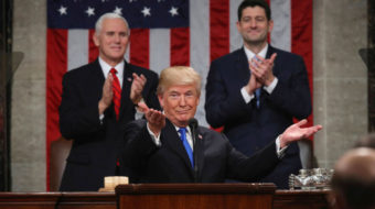 Trump is taking credit for economic growth he didn't create
