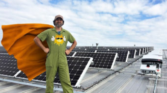 Trump's assault on solar masks epic crisis in the nuclear industry