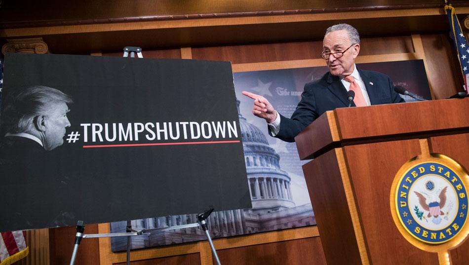 Schumer, Dems take heat on Dream Act as Trump shutdown ends