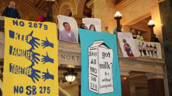 Wisconsin: Una victoria sobre el proyecto de ley antiinmigrante