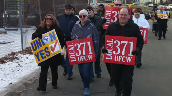 Severance Food workers in Connecticut win union representation with UFCW