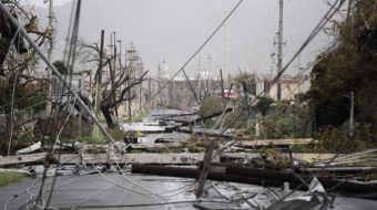Speakers: Five months after hurricane Puerto Rico still a mess