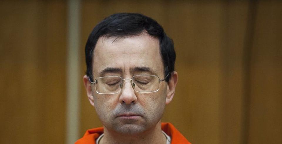 "Catholic Church ""concerned"" by bill introduced after Nassar gymnastics scandal"
