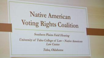 Indigenous votes matter