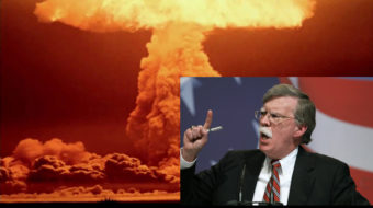 Trump puts nuclear war advocate Bolton in charge of national security